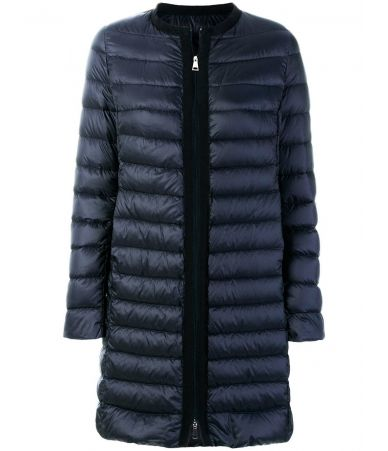 Padded Winter Jacket, Moncler Hematite, Goose Down