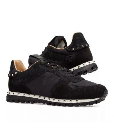 Pantofi sport, Valentino Nylon, Camo, adidasi cu tinte