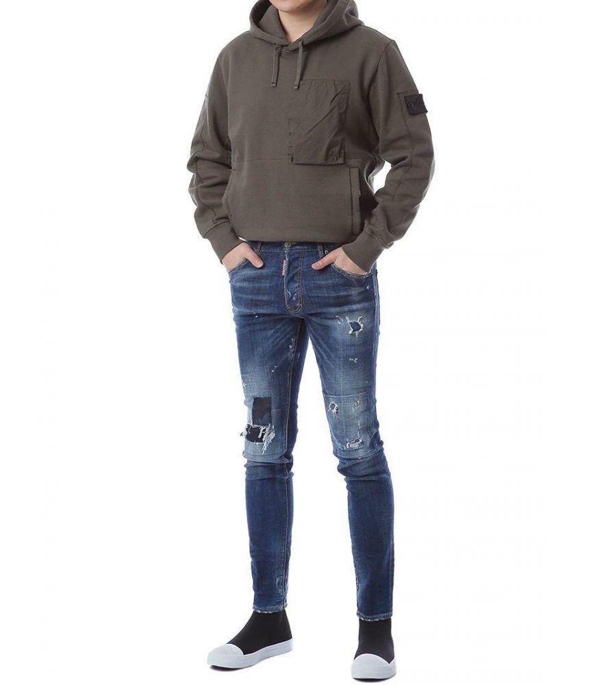 Blugi Dsquared2, Cool Guy Jeans, Slim Fit, 74LB0435
