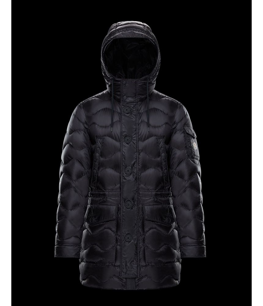 Moncler Guery, Men's Quilted, Padded Winter Jacket