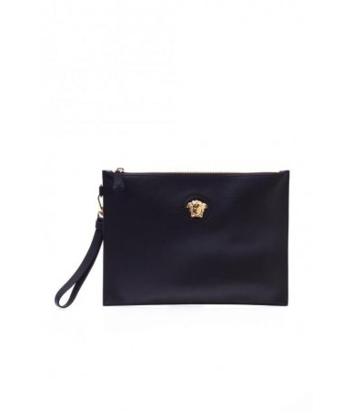 Versace Medusa, Mens Portfolio, Leather, DP85102