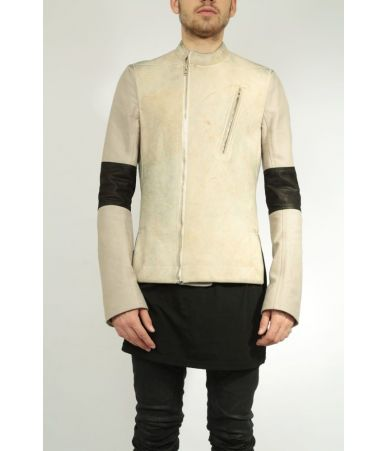 Rick Owens Moody Biker, Leather Jacket, RR14F2708