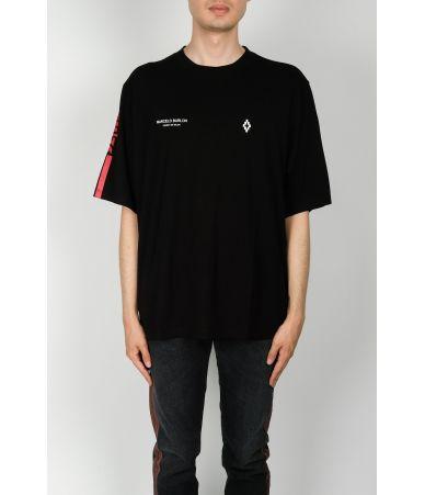 Marcelo Burlon T-Shirt, Wings Barcode, CMAA052E180010151020