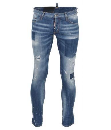 Blugi Dsquared2, D2 Clement Jeans, S74LB0320