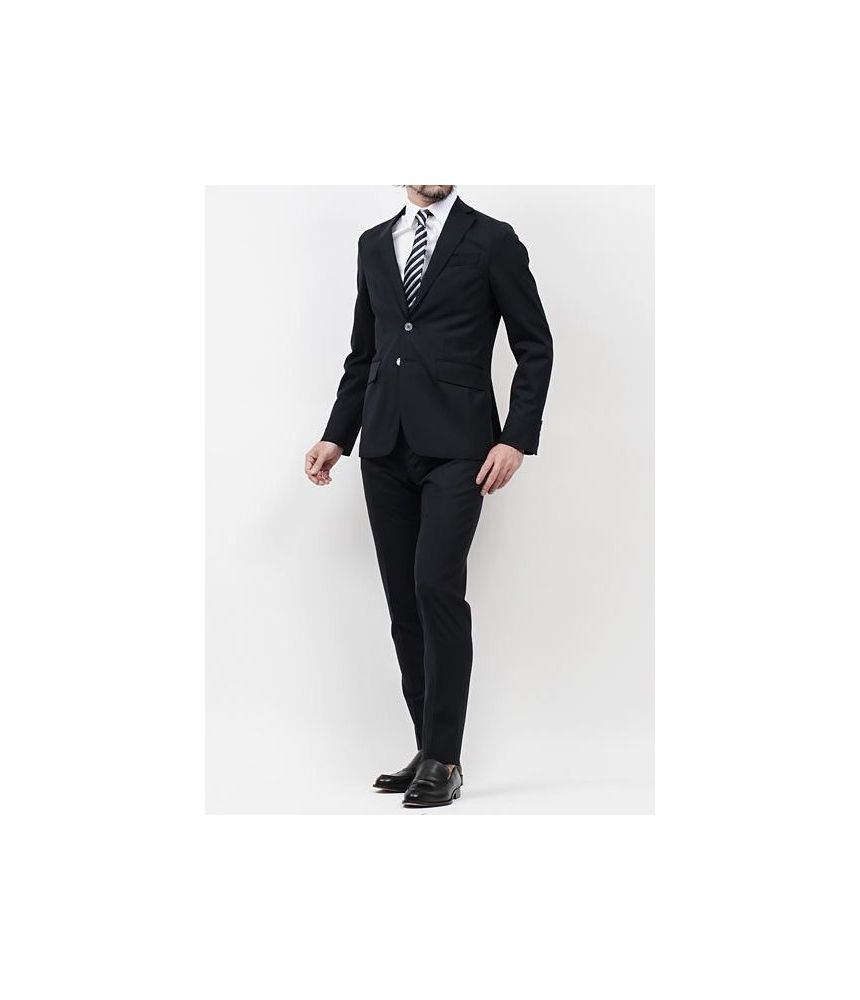 Dsquared2 man suit, cotton, jacket and trousers