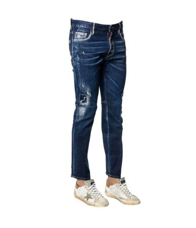 City Biker Dsquared2 Jeans,...