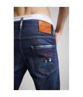 Blugi Dsquared2, Jeans Cool Guy Slim, S74LB0347