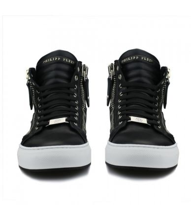 Pantofi sport Philipp Plein Vibes High Top, SM16262502