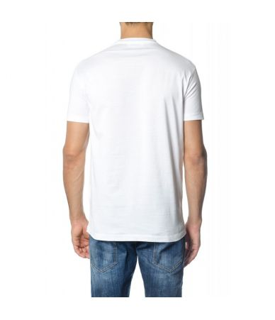 Tricou Dsquared2, Bad Camp, imprimat, S74GD0359S22427100