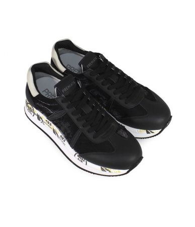 Pantofi sport Premiata, CONNY VAR 1806, Piele