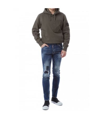 Dsquared2, Cool Guy Jeans, Patched, 74LB0435