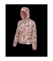 Moncler Jais Jacket, Polyamide Floral Printed, 4500105549PK