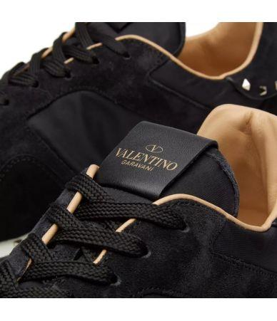 Pantofi sport, Valentino Nylon, Camo, adidasi cu tinte PY2S0952NYM