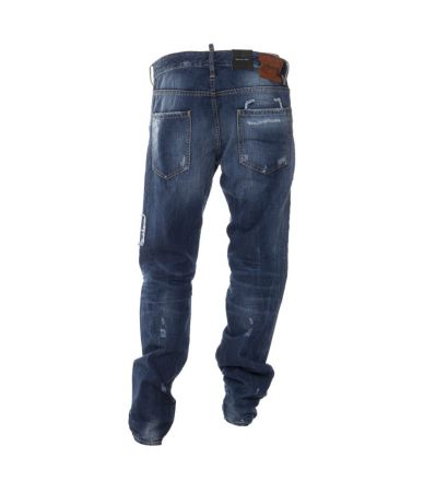 Blugi barbat, Dsquared2, Cool Guy Jeans, S71LB0170