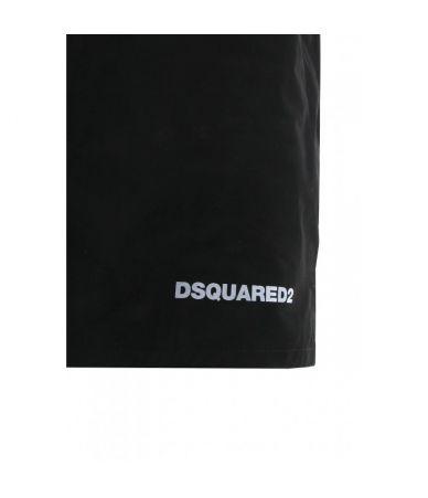 Dsquared2 Icon, Swim Shorts, Black, D7B641700200