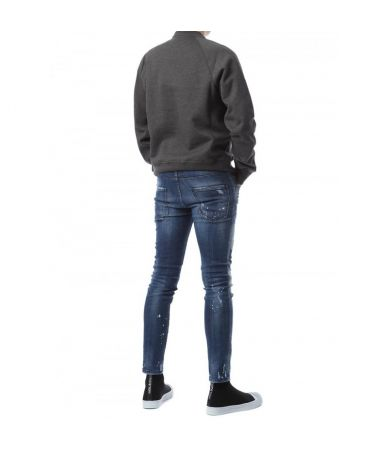 Dsquared2, Skater Zipped Jeans, Skinny Fit