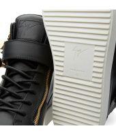 Pantofi sport, Giuseppe Zanotti Shark Tooth, adidasi piele