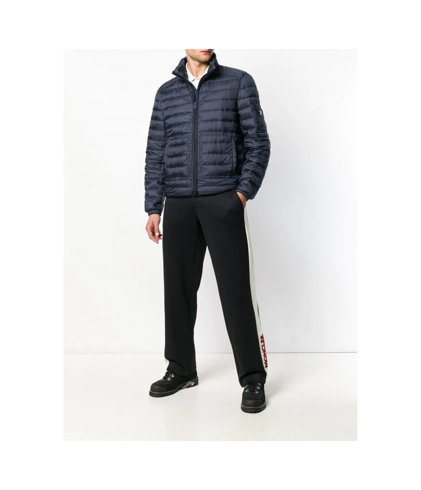 b0f7a3ef3925ec Moncler Grenoble, Side Band Track Pants, Stitched Logo Size S Color ...