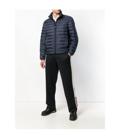 Moncler Grenoble, Side Band Track Pants, Stitched Logo