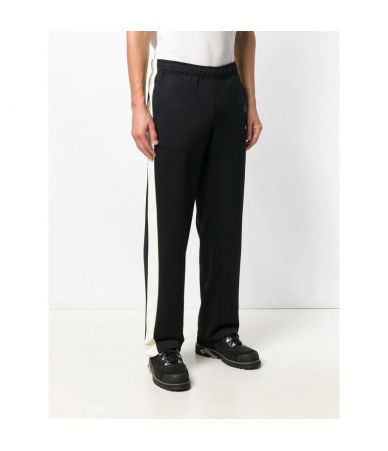 Moncler Grenoble, Side Band Track Pants, Stitched Logo, 87002508299W 999