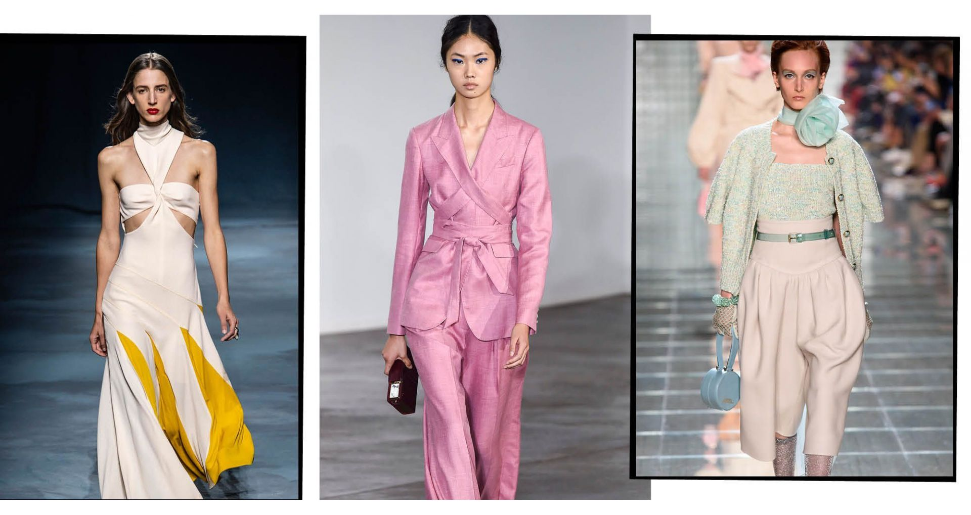The latest clothing trends for women