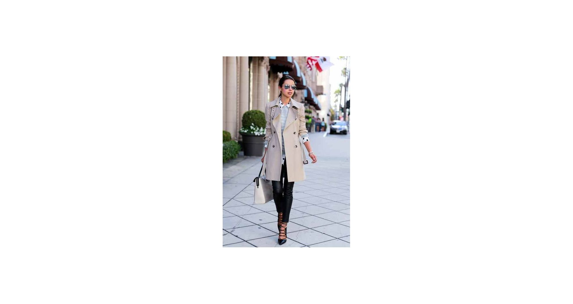 Buy iconic trench coats from famous brands