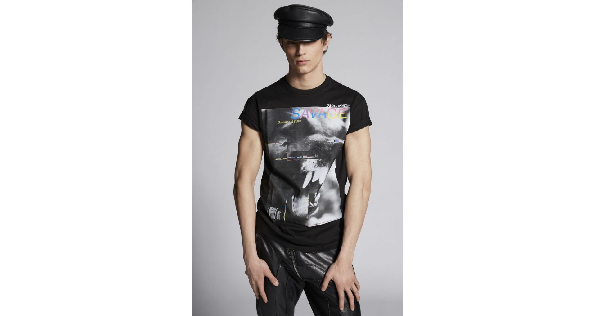 Discover new collections of t-shirts for men