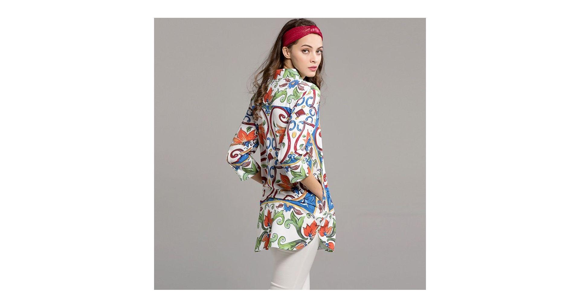 Colectii noi de camasi dama cu maneca lunga
