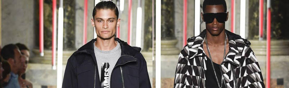 SS19 Collection of Les Hommes and Les Hommes Urban.
